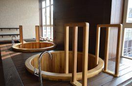 Купели для бани и сауны от производителя