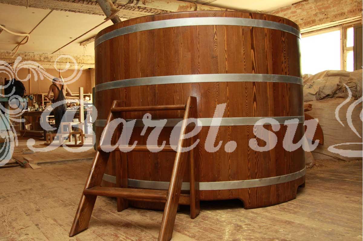 изготовление купелей из дерева фото, фотография, картинка, изображение, посмотреть.